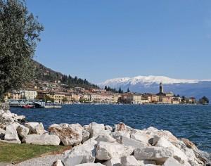 Lago di Garda in battello