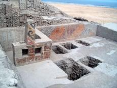 Gli scavi nel Complesso archeologico di El Brujo