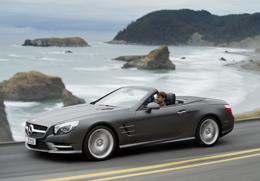 La nuova Mercedes-Benz SL (Credit: Daimler AG - Global Communication)