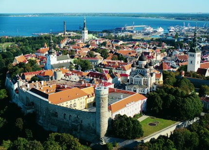 Tallinn, la capitale dell'Estonia è tra le mete più gettonate