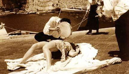 Il rituale della taranta