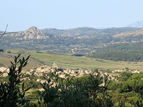 Sardegna La Valle della Luna