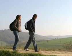 trekking Via Francigena (Foto: Parma Turismi)