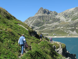 treking Via Spluga