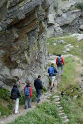 trekking Rotta Thusis - Chiavenna