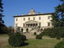 La villa Medicea
