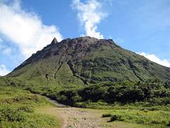 Guadalupe Il vulcano Soufrière