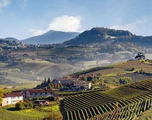 Monferrato: una varietà di panorami