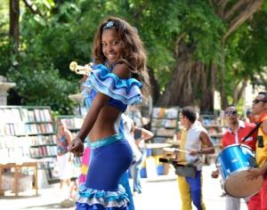 Gente di Cuba: povera, ma allegra e sorridente