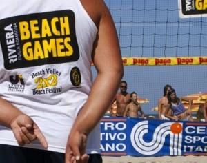 La Riviera Romagnola fa tendenza nei Beach Games