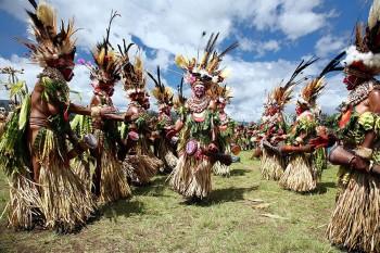 tribu indigene nuova guidea