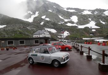 Auto d'epoca Aosta
