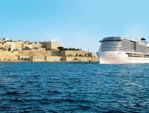Crociere a gonfie vele. Costa ordina due navi più grandi al mondo