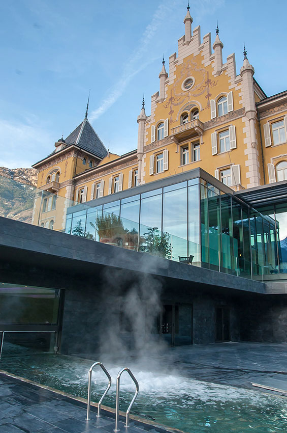 Saint vincent hotel billia 2 mondointasca - Hotel vincent ...