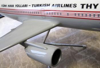 Modellino aereo Turkish Airlines