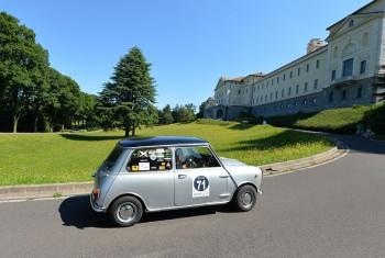 Auto d'epoca Varese