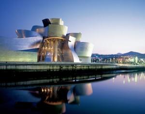 Il museo Gugghenheim di Bilbao