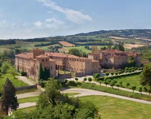 Il Castello di Agazzano in provincia di Piacenza