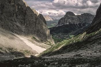 Bellezza Gruppo Sella Dolomiti Alto Adige (Foto © Carlos Solito)