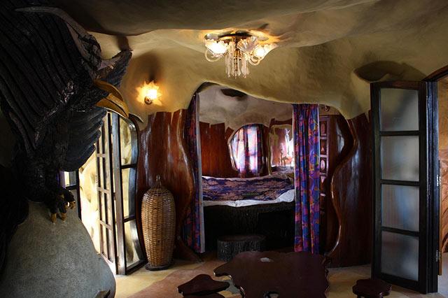 hotel stravaganti Hang-Nga-GuestHouse-interni