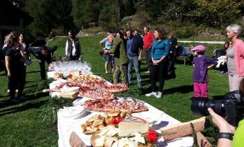 Val di Fassa Moena aperitivo Malga Roncac