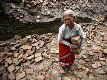 solidarietà Nepal terremoto