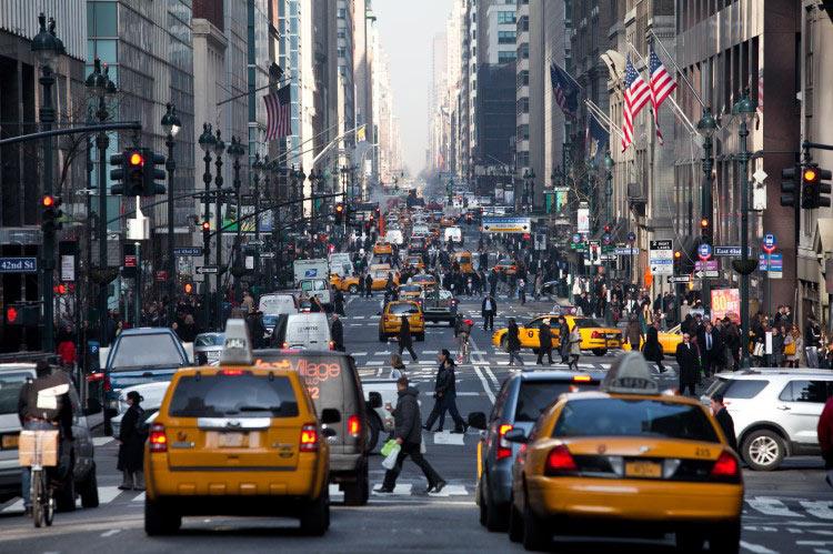 Conoscere new york con un soggiorno linguistico for Soggiorno new york