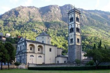 Valtellina, Chiesa di San Giuseppe, Grosio