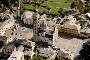 Valtellina, Basilica della Madonna di Tirano