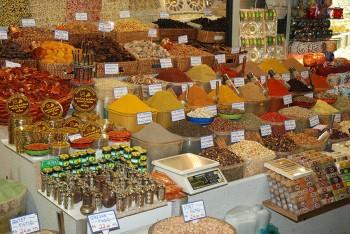 Istanbul Kapalı gran bazar
