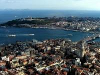 Istanbul veduta panoramica dall'alto