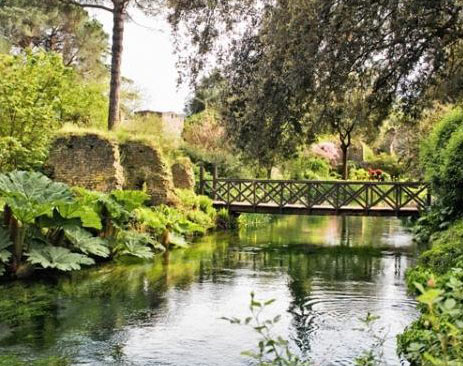 Giardino Di Ninfa Mondointasca