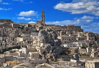 Turisti Matera