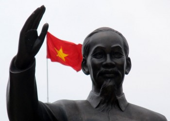 vietnam-HCMC-Saigon-Ho-Chi-Minh-statua