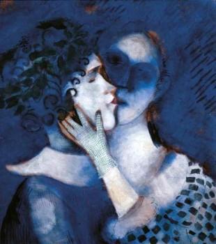 Chagall Gli-amanti-in-blu-chagall