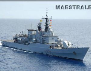Maestrale, foto Marina Militare Italiana