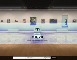 MuVir, l'arte delle banche in un museo virtuale