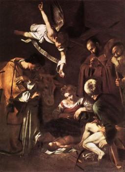 La-Natività-con-i-Santi-Lorenzo-e-Francesco-dAssisi-di-Caravaggio