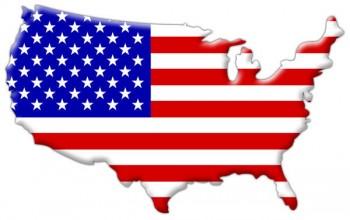 Stati Uniti Mappa