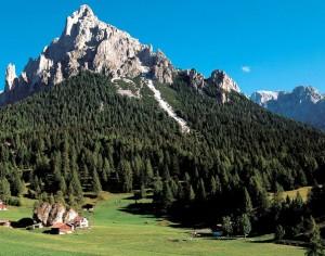 Trentino, Parco Naturale Paneveggio