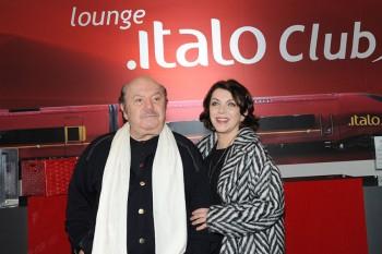 Lounge Italo Lino e Rosanna Banfi