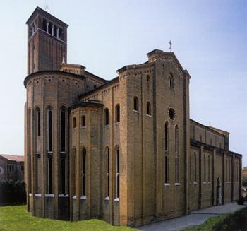 Treviso, la Chiesa di San Nicolò