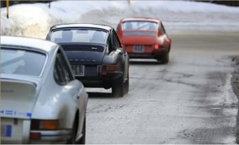 WinteRace Porsche
