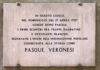 Lapide Pasque Veronesi