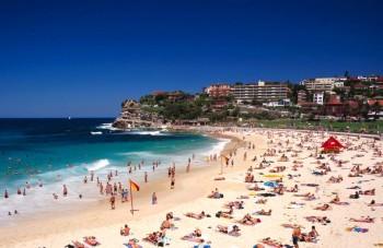 Australia Sideny Bondi Beach