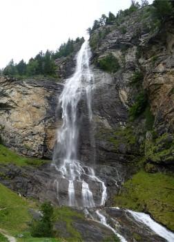 Austria, le cascate del Fallbach