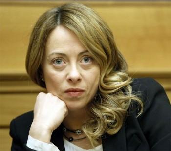 Alitalia Giorgia Meloni
