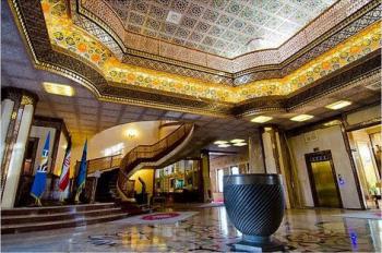 Iran in costruzione Gran Melia Hotel