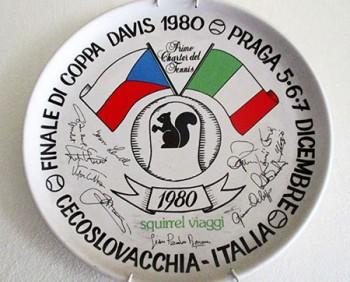 Viaggiare Praga Finale Coppa Davis 1980