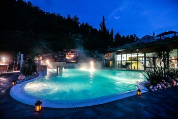 Terre di Piero Roseo Euroterme piscine